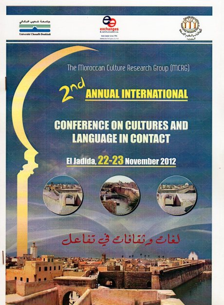 Conference on Cultures and Language in Contact