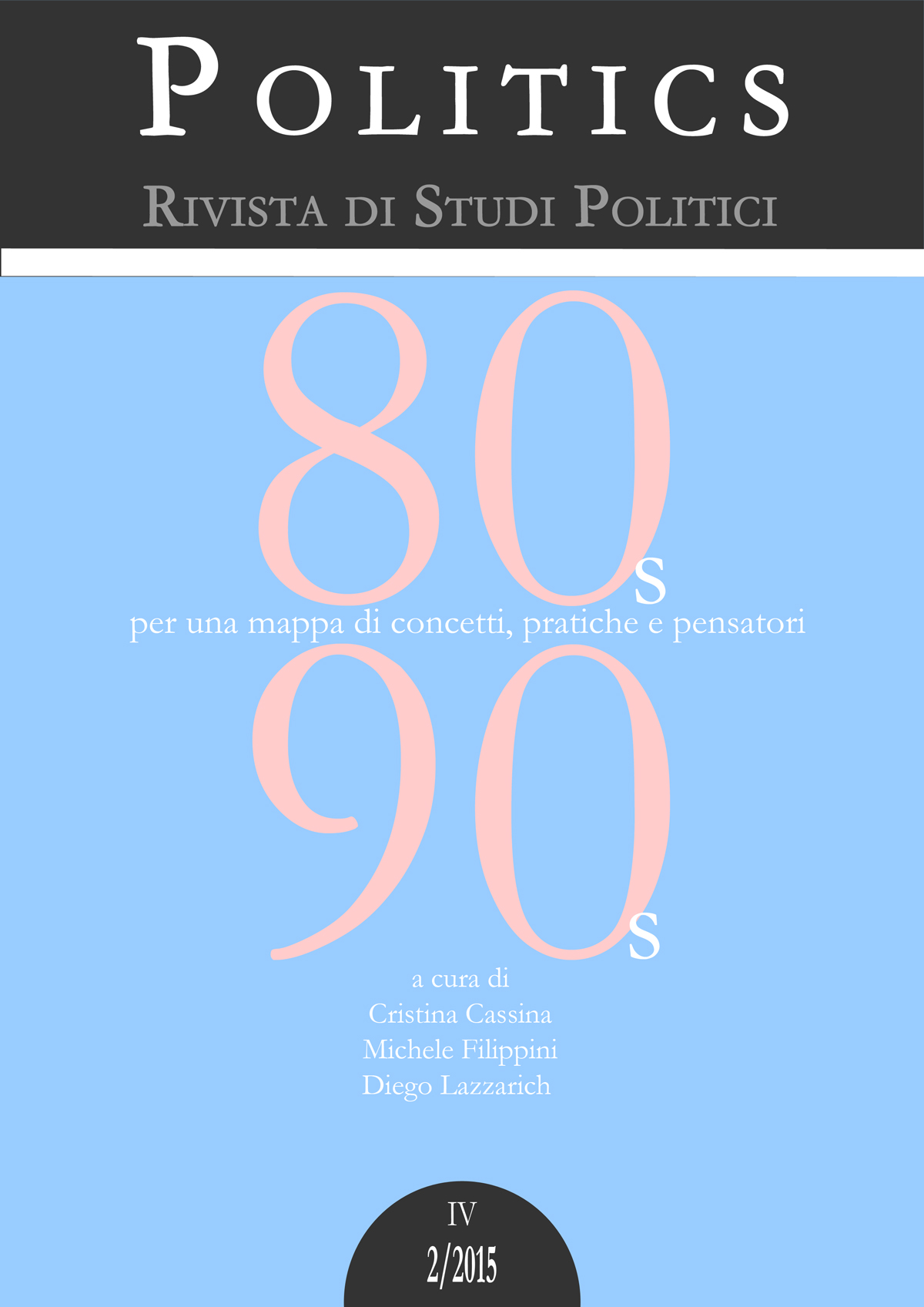 Politics_4_copertina