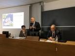 Saluti del prof. Domenico Amirante.