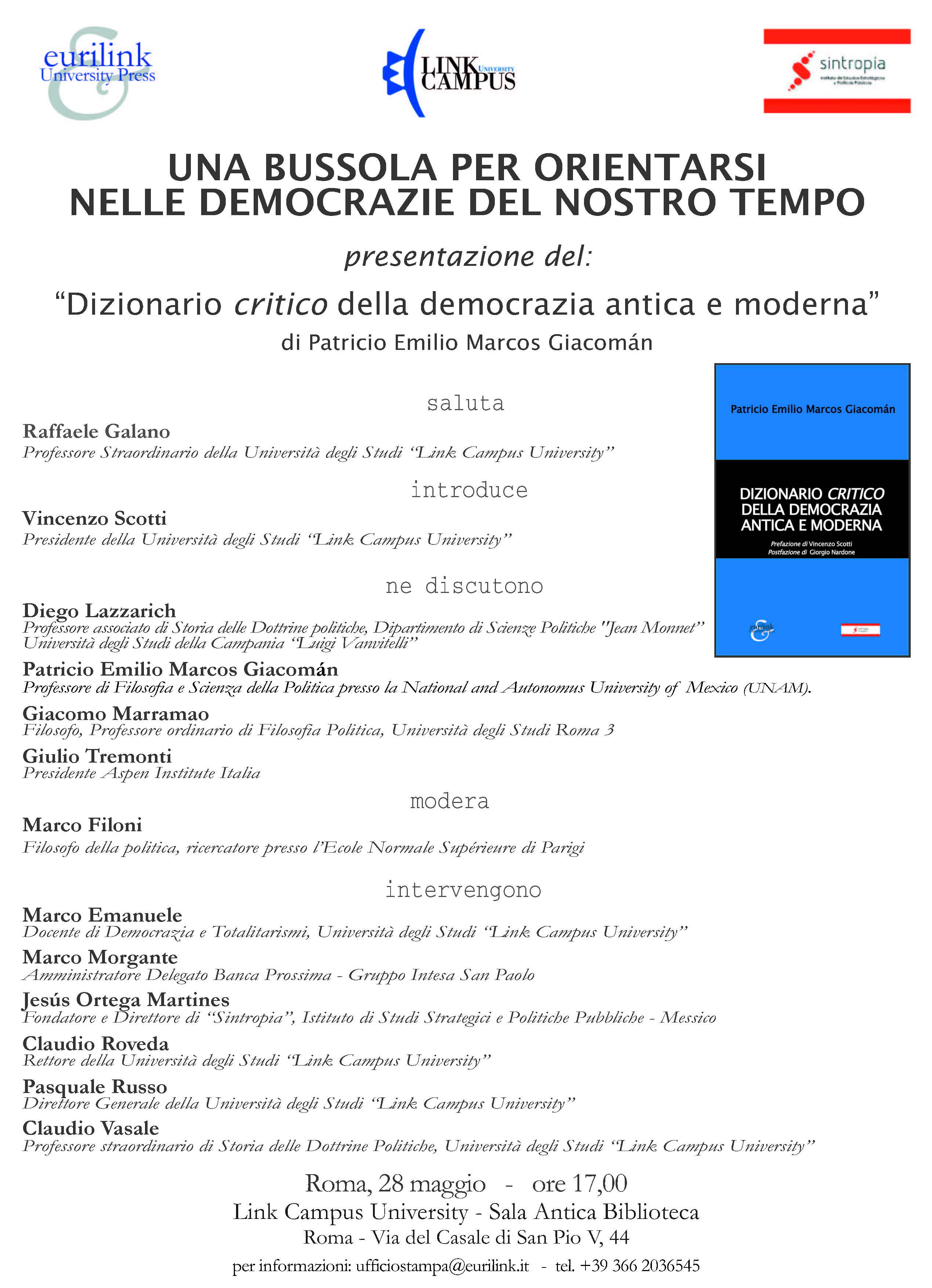 Locandina presentazione Dizionario 28 maggio_Layout 1
